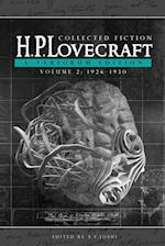 Collected Fiction Volume 2 (1926-1930)