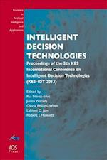 Intelligent Decision Technologies (Frontiers in Artificial Intelligence and Applications, nr. 255)