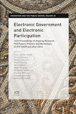 Electronic Government and Electronic Participation (Innovation And the Public Sector)