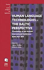 Human Language Technologies - the Baltic Perspective (Frontiers in Artificial Intelligence and Applications)