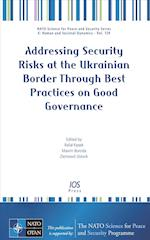 Addressing Security Risks at the Ukrainian Border Through Best Practices on Good Governance