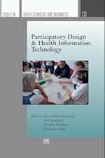 Participatory Design & Health Information Technology (Studies in Health Technology and Informatics)