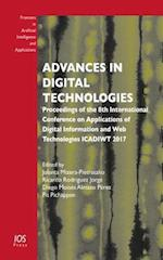 Advances in Digital Technologies (Frontiers in Artificial Intelligence and Applications)