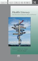 Health Literacy (Studies in Health Technology and Informatics)