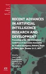 Recent Advances in Artificial Intelligence Research and Development (Frontiers in Artificial Intelligence and Applications)