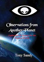 Observations from Another Planet