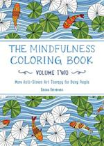 The Mindfulness Coloring Book (nr. 2)