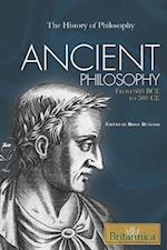 Ancient Philosophy (History of Philosophy Hardcover)