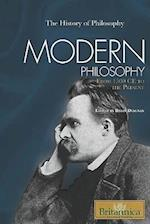 Modern Philosophy (History of Philosophy Hardcover)