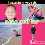 Location Words af Meg Greve