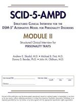 Structured Clinical Interview for the Dsm-5(r) Alternative Model for Personality Disorders (Scid-5-Ampd) Module II