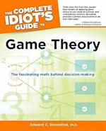 The Complete Idiot's Guide to Game Theory (Idiots Guides)