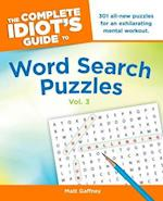 The Complete Idiot's Guide to Word Search Puzzles (Complete Idiot's Guide to, nr. 3)