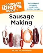 The Complete Idiot's Guide to Sausage Making af Jeff King