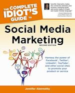 The Complete Idiot's Guide to Social Media Marketing (Idiots Guides)