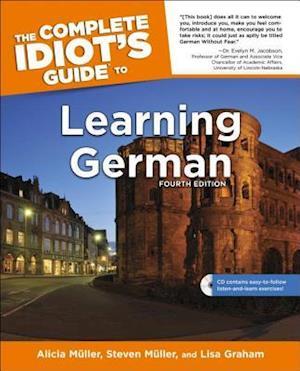 Bog, paperback The Complete Idiot's Guide to Learning German af Alicia Muller