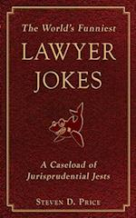 The World's Funniest Lawyer Jokes