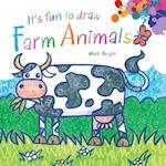 It's Fun to Draw Farm Animals (It's Fun to Draw..)