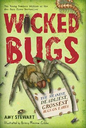 Bog, paperback Wicked Bugs (Young Readers Edition) af Amy Stewart