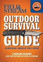 Field & Stream Outdoor Survival Guide (Field & Stream Skills Guide)
