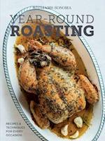 Year-Round Roasting af The Editors of Williams-Sonoma