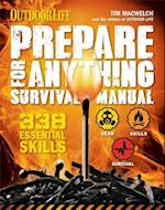 Prepare for Anything Survival Manual af Tim Macwelch