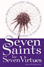 Seven Saints for Seven Virtues af Jean M. Heimann