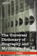 The Universal Dictionary of Biography and Mythology, Vol. II (in Four Volumes): Clu-Hys