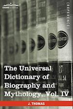 The Universal Dictionary of Biography and Mythology, Vol. IV (in Four Volumes): Pro - Zyp