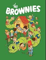 The Brownies (Dell Comic Reprint)