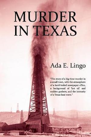 Bog, paperback Murder in Texas af Ada E. Lingo