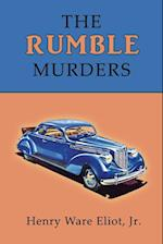 The Rumble Murders: A Golden-Age Mystery Reprint