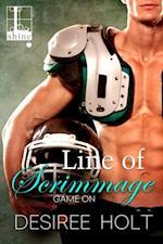 Line of Scrimmage af Desiree Holt