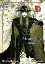Mercenary Road af Hideyuki Kikuchi