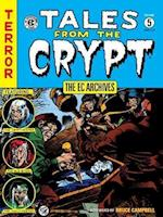 Tales from the Crypt 5 (The Ec Archives, nr. 5)