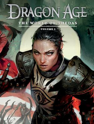 Bog, hardback Dragon Age: The World Of Thedas Volume 2 af Various
