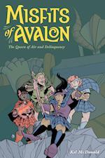 Misfits of Avalon 1 af Kel Mcdonald