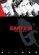Gantz 36 af Hiroya Oku