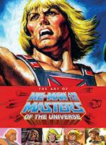 Art of He Man and the Masters of the Universe af Various