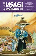 The Usagi Yojimbo Saga 7 af Stan Sakai