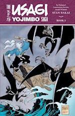 Usagi Yojimbo Saga Volume 3 Ltd. Ed. af Stan Sakai