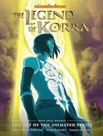 The Legend of Korra Book Four (Avatar: The Last Airbender)