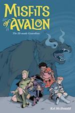 Misfits of Avalon 2 af Kel Mcdonald
