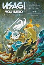 Usagi Yojimbo Volume 29: 200 Jizzo af Stan Sakai