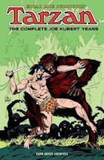 Edgar Rice Burroughs' Tarzan: the Complete Joe Kubert Years Omnibus af Edgar Rice Burroughs