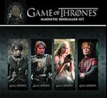 Game of Thrones Magnetic Bookmark Set 2 (Game of Thrones)