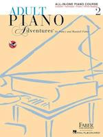 Adult Piano Adventures All-in-One Lesson Book 2 (Piano Adventures)
