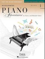 Accelerated Piano Adventures Sightreading Book 1 af Nancy Faber