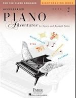 Accelerated Piano Adventures Sightreading Book 2 af Nancy Faber
