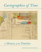 Cartographies of Time af Daniel Rosenberg, Anthony Grafton